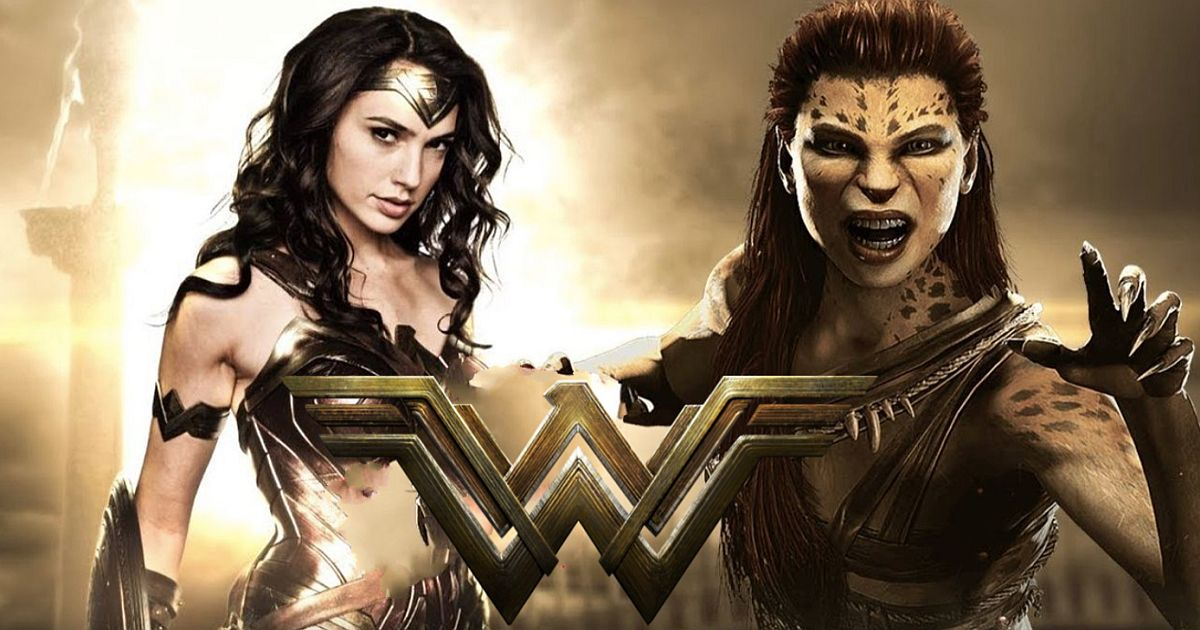 Wonder Woman Videa